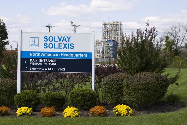 Solvey Solexis, Thorofare, NJ