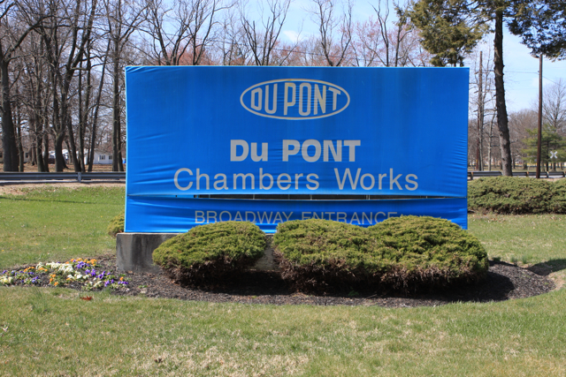 Dupont Chambers Works - Deepwater, NJ