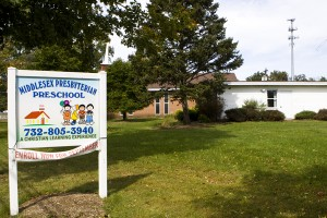 Middlesex Boro Presybterian Pre[School was poisoned by vapors from nearby landfill