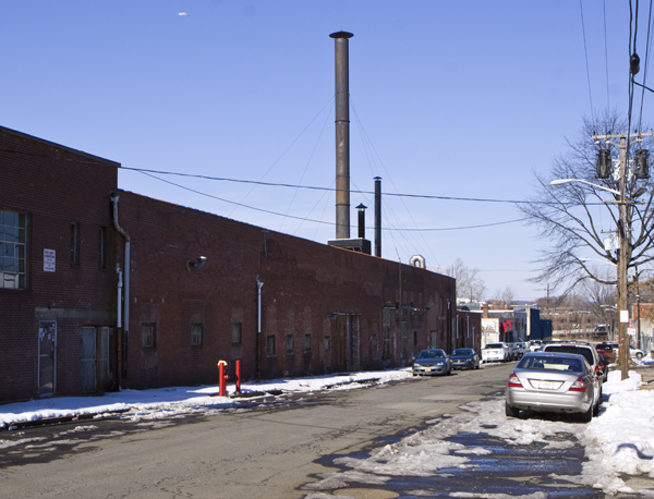 Industrial air pollution in Paterson NJ. MACT compliant? SOTA?