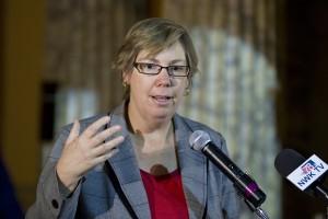 US EPA Regional Administrator, Judith Enck
