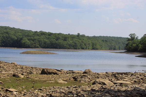 Clinton Reservoir (Aug, 11, 2010)