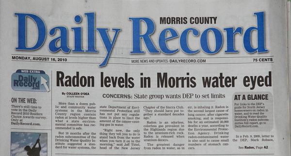 radon MCL2