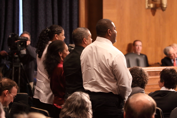 Ramapough family poisoned by Ford Ringwood site are recognized during Jackson confirmation hearing
