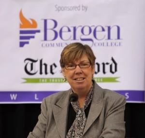 EPA Region 2 Administrator, Judy Enck speaks at Bergen Community College (2/4/11)