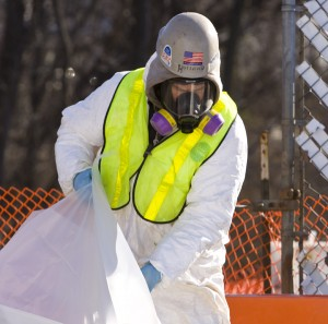 EPA Superfund cleanup worker - if you believe that NJ private contractors, with no government oversight, will design and implement adequate (expensive) worker and community health and safety plans, then I have some toxic assets in Florida for you