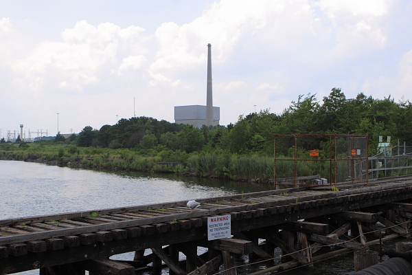 "Oyster Creek nuclear power plant - one of the nation's oldest ""Zombie Plants"""