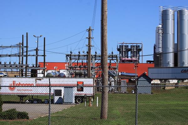 Johanna Farms plant, Flemington NJ is source of severe odors