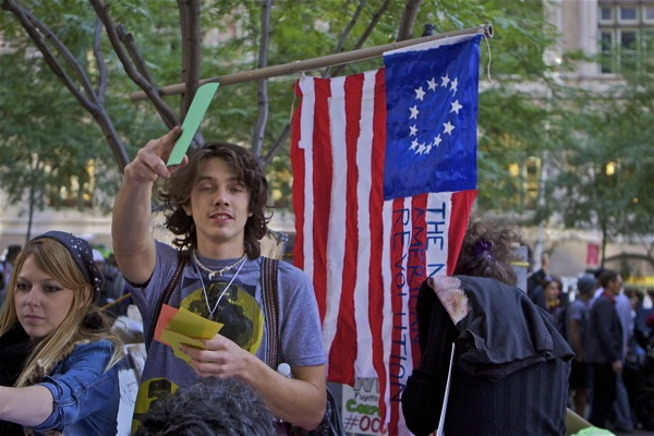 Occupy Wall Street (10/7/11)