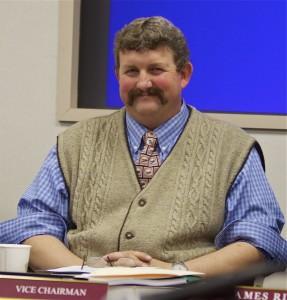 "Vice Chairman and ""farmer"" Kurt Alstead"