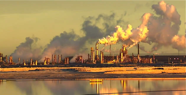 Canadian Tar Sands - Extreme energy will cook the planet