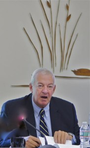 Recently deceased Pinelands Commissioner and Vice Chairman John Haas