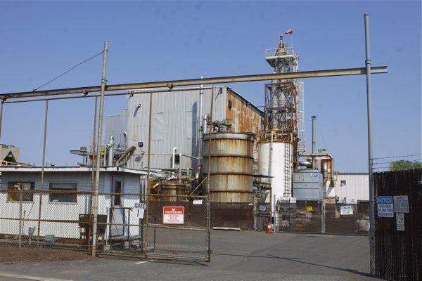 Troy Chemical, Newark NJ. EPA proposed Superfund site