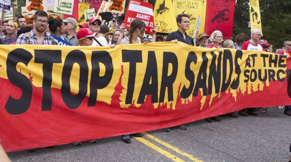 People's Climate March, NYC (9/21/14)