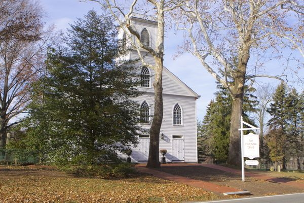The First Presbyterian Church of New Vernon (Harding Township, NJ)