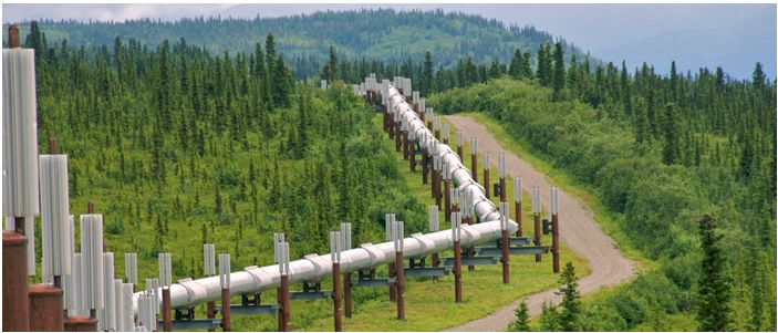 Do oil & gas pipelines look like this to you? Source: The Conservation Fund