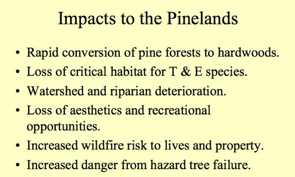 Source: NJ Pinelands Commission