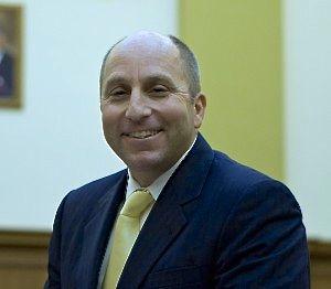 Brad Campbell, DEP Commissioner 2002 - 2006
