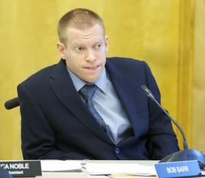 Robert Barr, Pinelands Commissioner