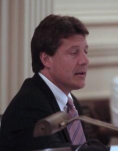 Assemblyman John McKeon (D-Essex)
