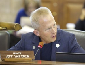 Senator Van Drew (D-Cape May)