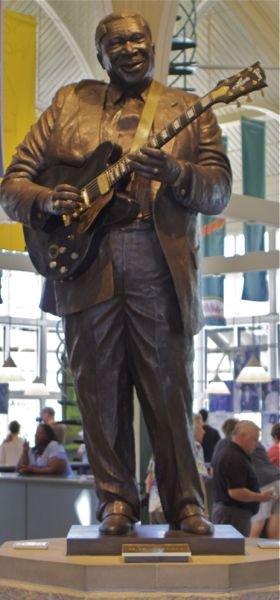BB King - Memphis, Tennessee