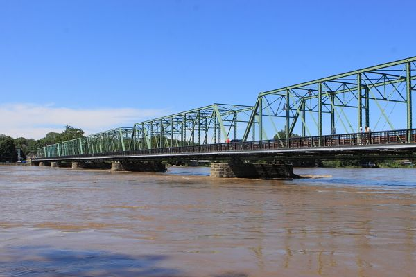 Lambertville - New Hope bridge