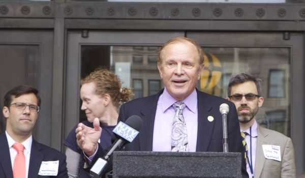 Senator Lesniak blasts Christie's Exxon deal - is he serious, or just playing environmentalists?