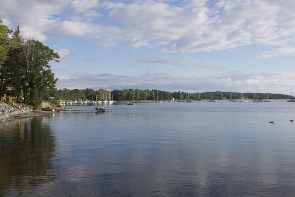 Lake Champlain, near Peru NY
