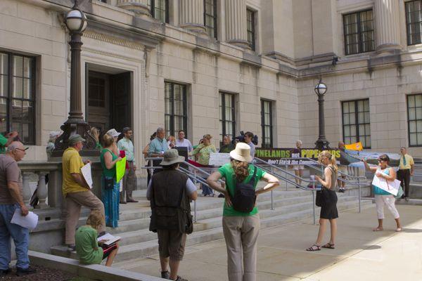 State House Annex, Trenton, NJ (8/20/15)