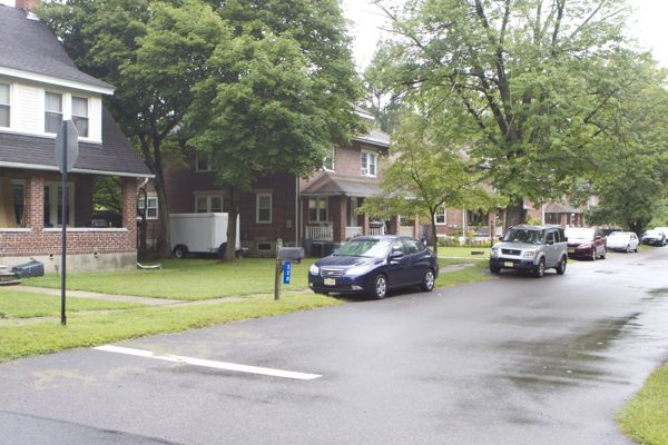 Delaware Ave homes - Perhaps EPA is unaware that Superfund sites and truck depots are not compatible land uses.