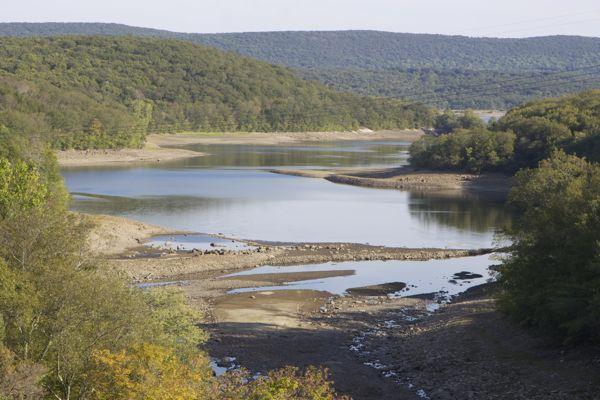 Wanaque Reservoir from Monksville dam (9/24/15)
