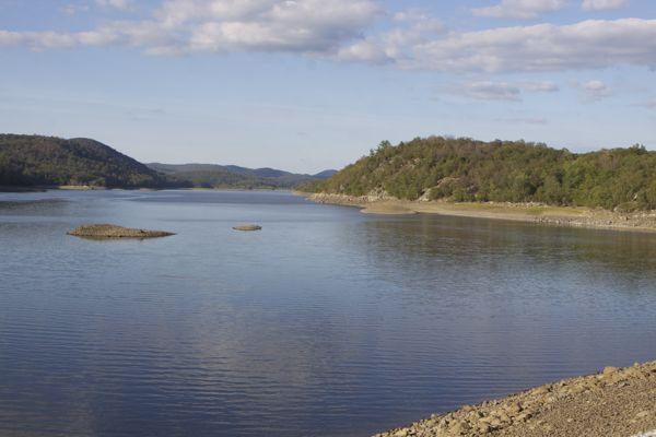 Wanaque Reservoir (9/24/15)