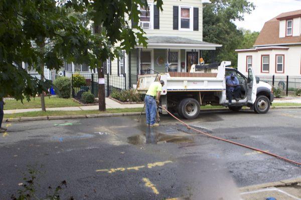 Oliver Street, Bordentown NJ (9/11/15)