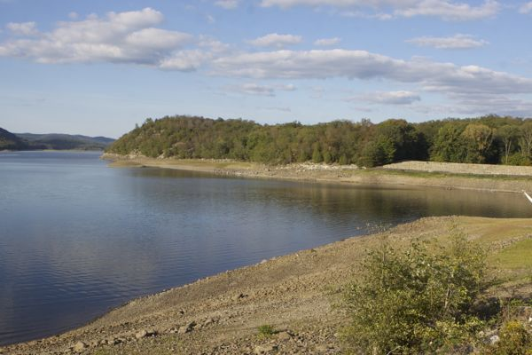 Wanaque reservoir (9/24/15)
