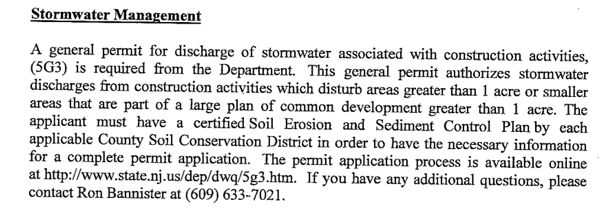 penneast stormwater