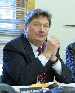Mark Lohbauer, former Chairman, Pinelands Commission