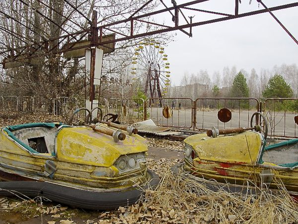 Pripyat, former Soviet Union