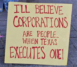 sign at Occupy Wall Street (10/7/11)