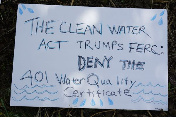 The Clean Water Act trumps FERC