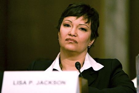 Lia JAckson testifies to US Senate at confirmation hearing for EPA Administrator