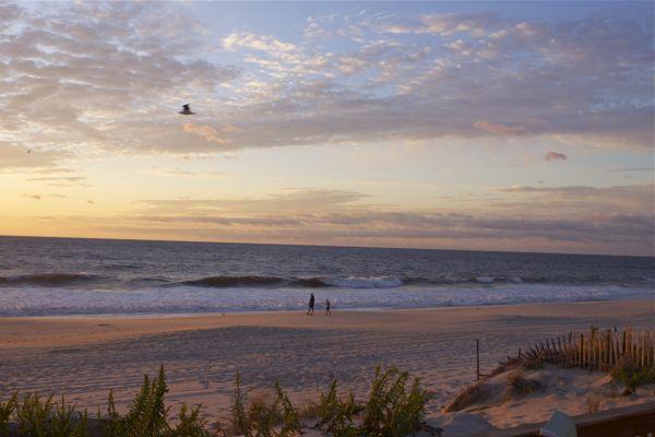 sunrise-shore