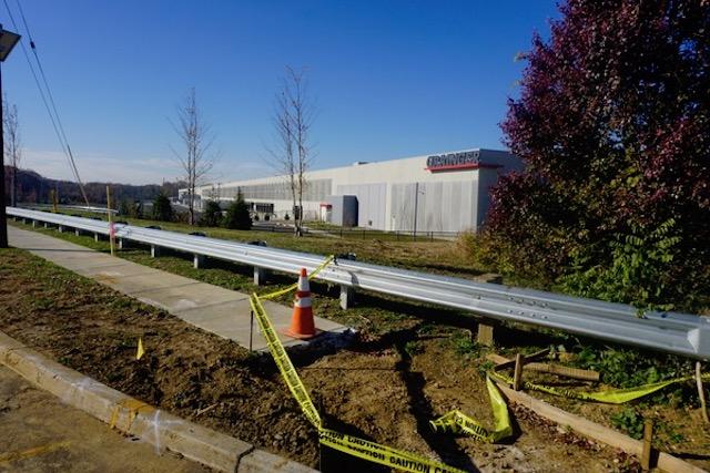 New Granger facility, Mansfield, NJ (11/14/16)