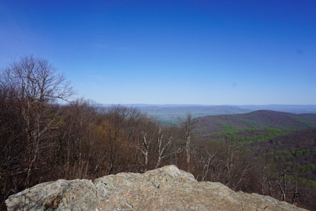 Comford Pass, Shenandoah National Park