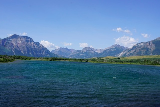 Waterton Lake, Alberta Canada