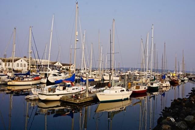 Port Townsend, Wa. marina