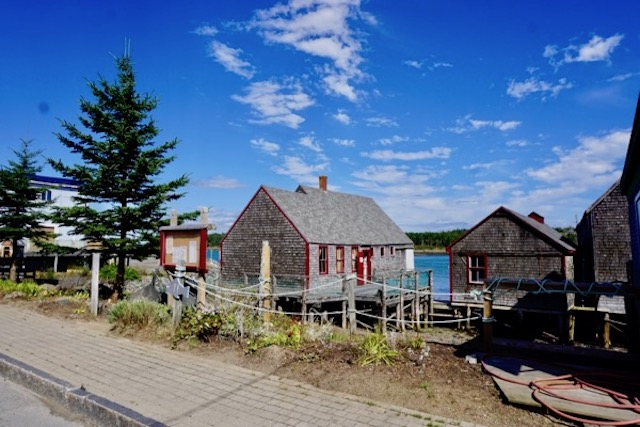 Lubec Maine, very cool little town