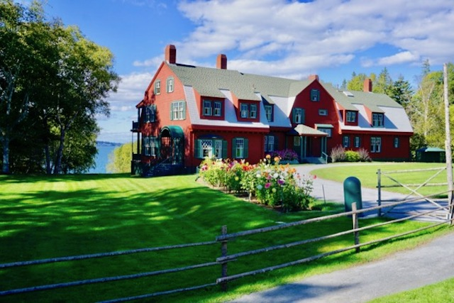 Campobello, Canada. Summer home of FDR