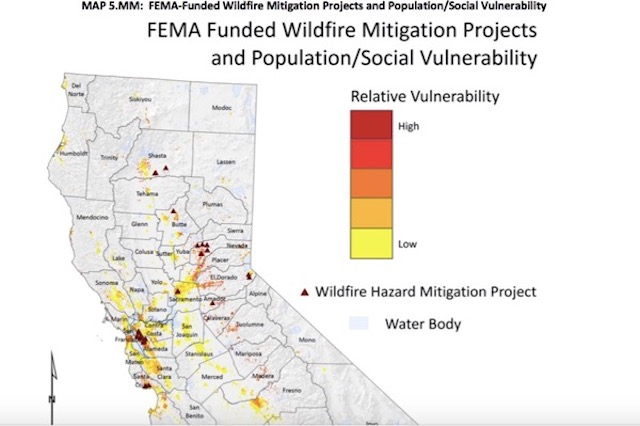 Source: California Hazard Mitigation Plan (2013)