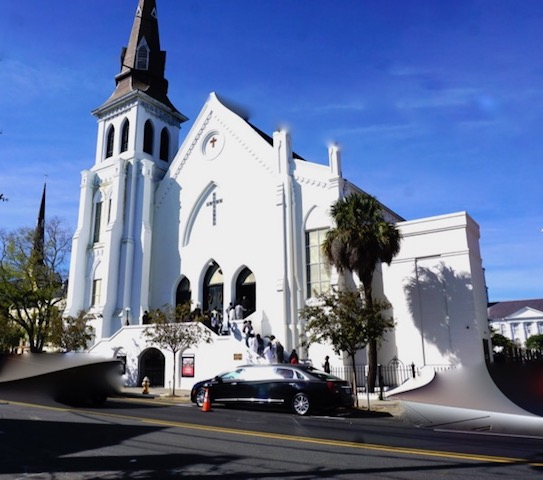 Emanuel AME Church, Charleston, SC